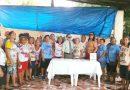 CRAS Promove manhã de alegria à grupo de idosos