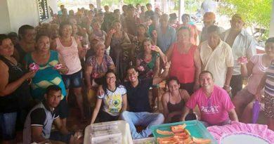 SAÚDE PROMOVE AÇÃO HIPERDIA NA COMUNIDADE DE MURUMURU