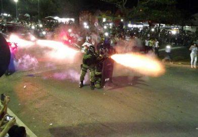 Encerramento da Semana da Pátria com desfiles de Escolas, Polícia Militar e Motoqueiros