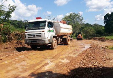 Prefeitura de Monte Alegre está recuperando vicinais da PA 254