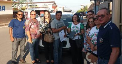 CONSELHO TUTELAR DE MONTE ALEGRE RECEBE CARRO PARA MELHOR ESTRUTURA DE TRABALHO