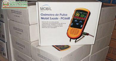 Prefeitura realiza compra de aparelho para reforçar no combate ao COVID-19